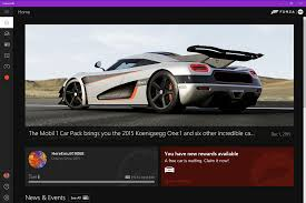 home design app for windows forza hub app now available for windows 10 perfect for forza fans