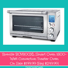 Breville Convection Toaster Oven Toaster Ovens On Sale Black And Decker 4 Slice Toaster Oven