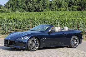 new maserati coupe 2018 maserati granturismo coupe and convertible first drive review