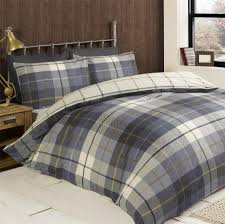 100 brushed cotton flannelette bedding quilt duvet cover cosy