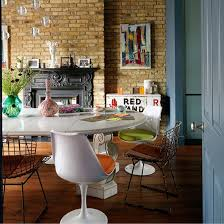 stylish eclectic home in london with industrial twist interior
