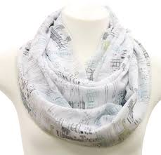 Gift For Architect Architecture Scarf Architect Scarf Interior Designer Infinity