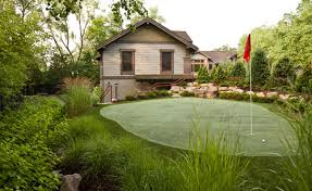 Backyard Golf Green by Backyard Putting Green Millers Syntheticturf