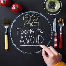 22 foods to avoid with diabetes diabetic living online