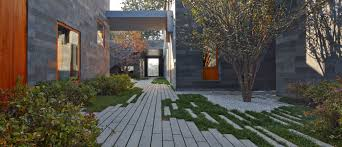chinese courtyards 8 contemporary takes on a classic form
