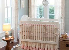 Shabby Chic Crib Bumper by Daring Beach House Comforter Sets Tags Nautical Toddler Bedding