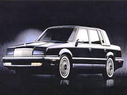 used dodge dynasty sedan kelley blue book 1993 chrysler fifth ave pricing ratings reviews kelley blue book