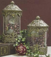 104 best home decor canister sets jars sets images on pinterest