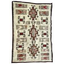 Hubbell Trading Post Rugs For Sale C 1940 Navajo Ganado Pattern Rug From Klagetoh Az For Sale At