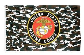 Flag Corps Flagge Usa Us Marine Corps Camouflage Kaufen 90 X 150 Cm