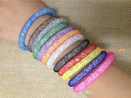 bangle bracelet swarovski images Hot stardust bracelet net magnet swarovski elements crystal stones jpg