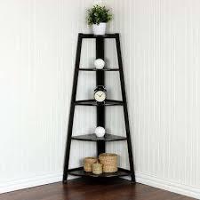 Espresso Corner Bookcase Bookcase Particle Board Bookcases Home Office Furniture