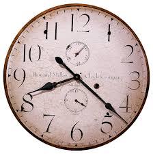 Howard Miller Clock Value Original Howard Miller Iv Wall Clock 25