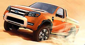ford ranger max look max previews ford s aussie ranger goauto