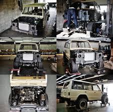 mitsubishi pajero u003e hyundai galloper u003e mohenic garages redesign