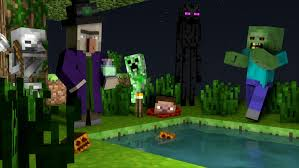 Mine Craft Halloween by Minecraft Halloween Render By Lebronanimates16 On Deviantart
