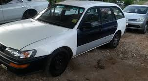1999 Corolla Hatchback 1999 Toyota Corolla Wagon For Sale In Old Harbour Saint Catherine