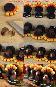 thanksgiving treats best 10 thanksgiving oreo turkeys ideas on pinterest