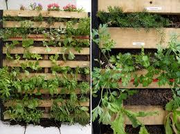 chic wood pallet vertical garden pallet vertical garden 16 do it