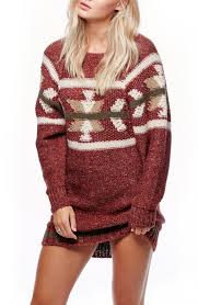 Free Northern Lights Sweater In Free Northern Lights Sweater Dress Nordstrom
