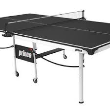 prince fusion elite ping pong table prince fusion elite table tennis table black t8850b reviews