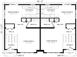 parkwood multi family home floor plan multi family homes home