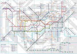 Tube Map London How To Use The London Underground Without Looking Like An Idiot
