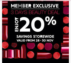 sephora black friday sephora black friday sale for members with email notification