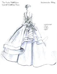 wedding dresses to draw wedding dress fashion drawing tutorial
