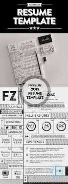 new resume format 2015 template ppt free modern resume templates psd mockups freebies graphic