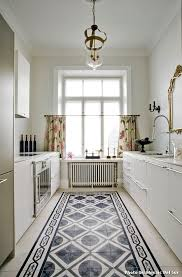 Cleaning Kitchen Cabinets With Vinegar by Cleaning Tile Floors With Vinegar With Transitional Kitchen And