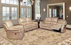 White Leather Recliner Sofa Set by Amazon Com Parker House Juno Living Room Set With Sofa And