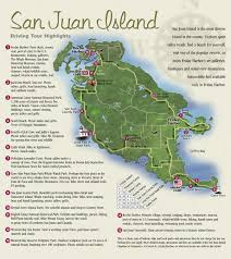 Washington Park Map by San Juan Island Map Stayed A Week On Orca Island It Is Area Artsy