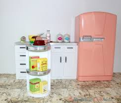 18 inch doll kitchen furniture doll kitchen counter diy ideas