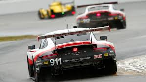 porsche usa imsa successful daytona test for the new 911 rsr