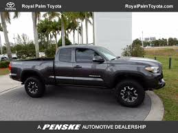 new toyota tacoma at royal palm toyota serving wellington royal