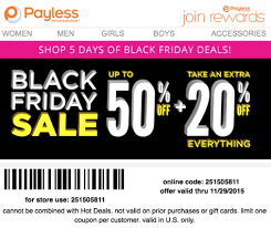 payless shoes black friday 2017 sale bogo deals