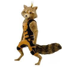 hallmark guardians of the galaxy rocket raccoon