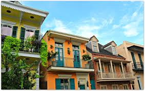 new orleans homes and neighborhoods french quarter homes