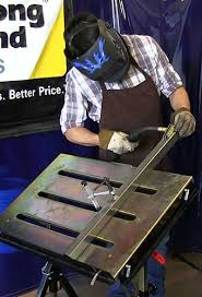 Strong Hand Welding Table Nomad Strong Hand Tools