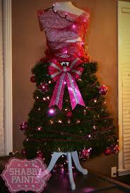 christmas tree form christmas lights decoration