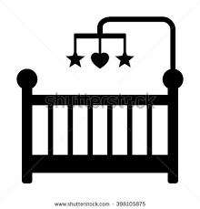 Black Baby Bed Baby Crib Stock Images Royalty Free Images U0026 Vectors Shutterstock