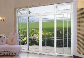 patio doors sliding glass door blinds window treatments budget