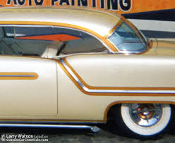 watson outlined u002754 olds custom car chroniclecustom car chronicle