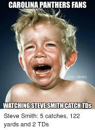 Carolina Panthers Memes - carolina panthers fans nfl memes watching steve smith catch tds