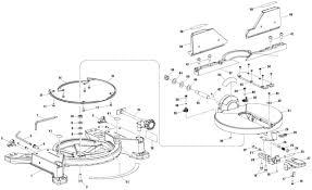 Ridgid Table Saw Parts Ridgid R4112 10