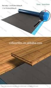 Roll Laminate Flooring Compressed Polystyrene Foam Acoustic Epe Laminate Flooring Foam