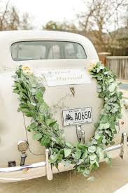 the 25 best wedding car decorations ideas on pinterest car 15