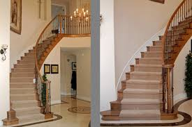 Free Standing Stairs Design Classical Stairways Inc Free Standing Stairs And Rails San