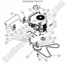 bad boy parts lookup 2013 mz engine kawasaki fr651v